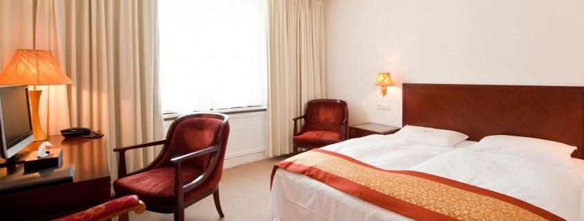 Hotel Bodensee in Bregenz - Doppelbett