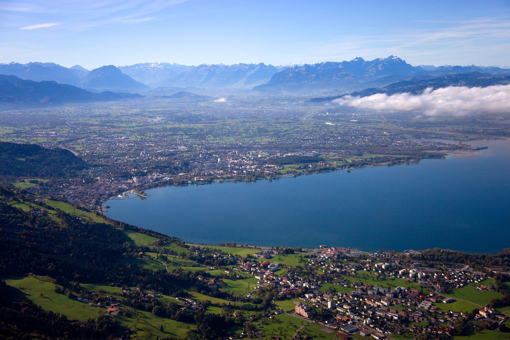 Bodensee und Umgebung