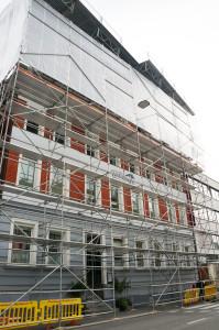 Hotel Bodensee Umbau 2016